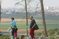 Tu-BiShvat-Ceremony-in-the-Ben-Shemen-Forest-Sasson-Tiram-photo