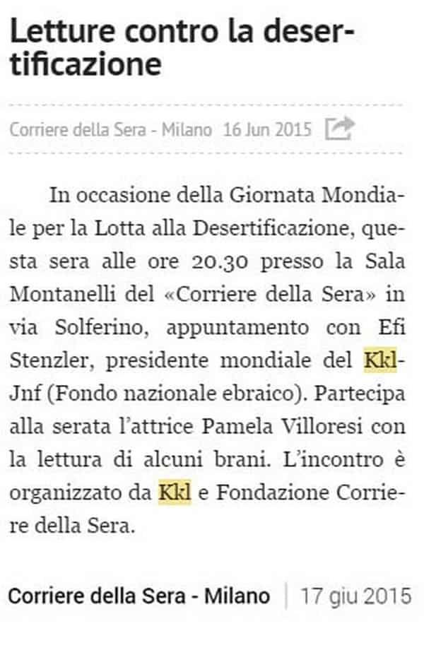 Corriere della Sera - 16 giugno