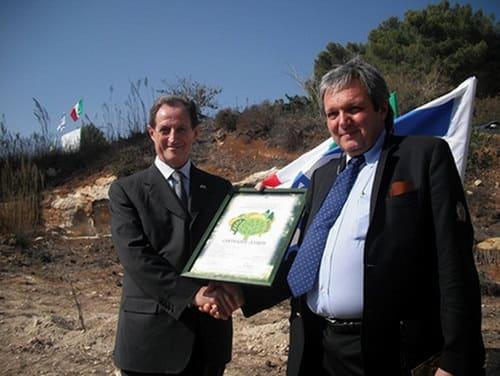 KKL Sen. Mantovani e E. Mairov