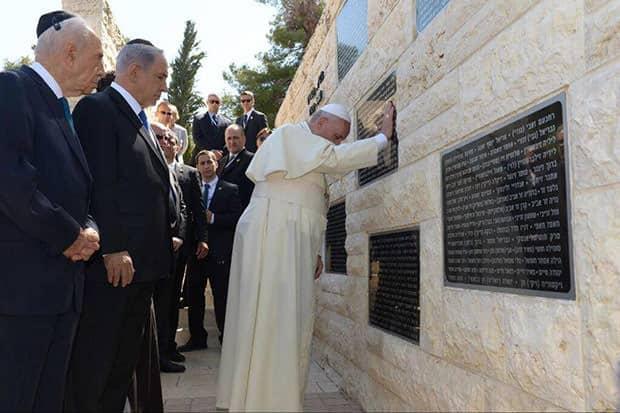 Papa-Francesco-Israele
