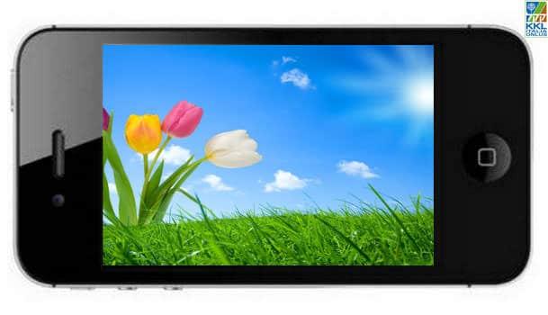 applicazione tablet smartphone natura bambini