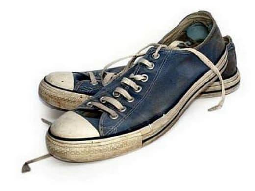 scarpe giardino pavimenti